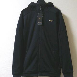 MIZUNO - 《新品 未使用 タグ付 》ミズノプロ フルジップフーディジャケット ブラック L