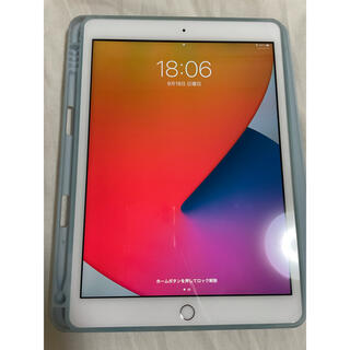 Apple -  iPad 第8世代 10.2インチ Wi-Fi 32GB シルバー