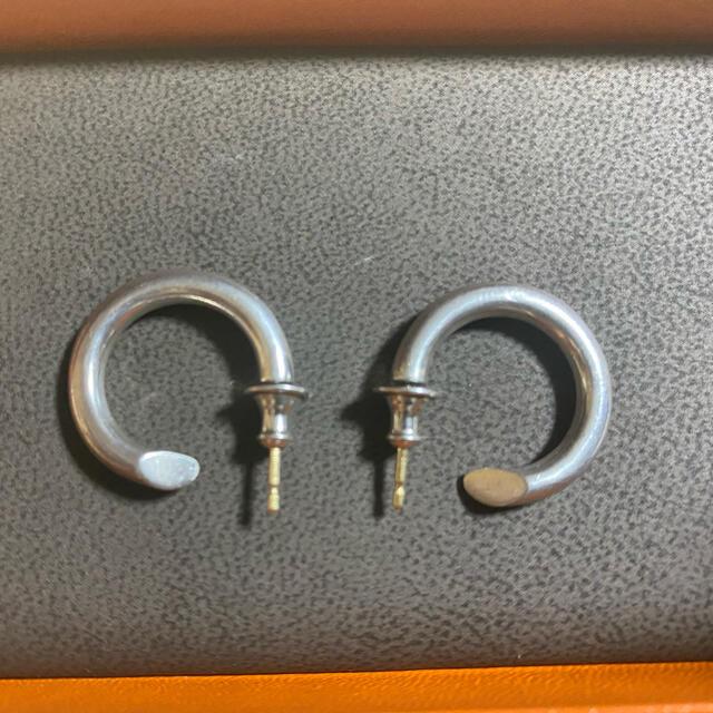 FRAGMENT(フラグメント)のキャリアリング501 CAREERING PLACEBO 501(SV) メンズのアクセサリー(ピアス(両耳用))の商品写真