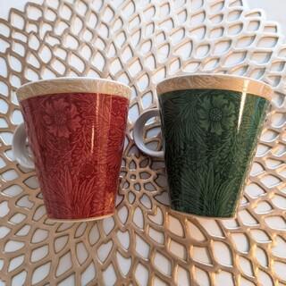 NIKKO - 《未使用》V&A ヴィクトリア&アルバート マグカップ 2個
