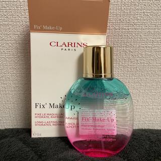 CLARINS - クラランスのフィックスメイクアップSu21●限定品●残量9割●美品●