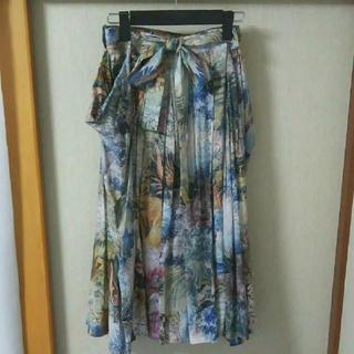 ヴィヴィアンウエストウッド(Vivienne Westwood)のVivienne Westwoodのスカート(ロングスカート)