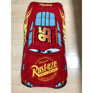 ディズニー(Disney)のディズニー  カーズ 寝袋ブランケット(毛布)
