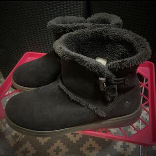 コロンビア(Columbia)の最終値下げ 希少品 高級品 Columbia コロンビア ブーツ ブラック(ブーツ)