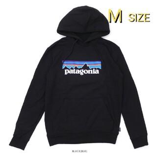patagonia - 【美品】patagonia パーカー ブラック Mサイズ