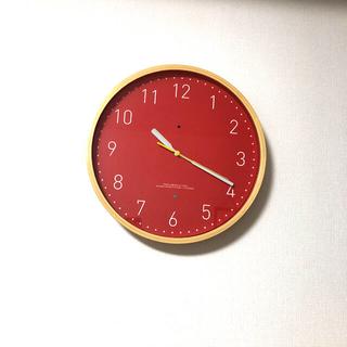 SEIKO - MATTI KLENELL STOCKHORM 掛け時計 電波時計
