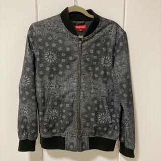 Supreme - supreme Denim Jacket paisley シュプリーム