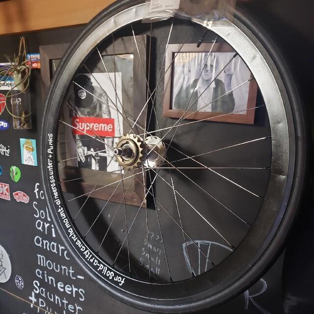 PHILWOODリアホイール・フリー・固定コグセット スポーツ/アウトドアの自転車(パーツ)の商品写真