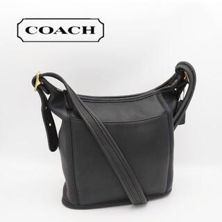 COACH - コーチ オールドコーチ ショルダーバッグ レザー 斜め掛け バケツ型