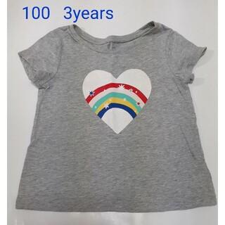 ベビーギャップ(babyGAP)の美品  babyGAP  半袖 Tシャツ 100   3years(Tシャツ/カットソー)