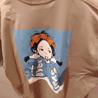 carhartt - overprint tシャツ