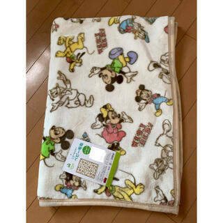 Disney - Disney ミッキー ベビー毛布