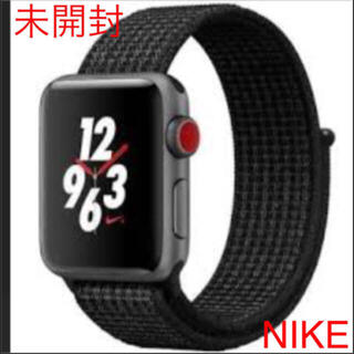 Apple Watch - 【未開封新品】アップルウォッチ シリーズ3  NIKE+ GPS+セルラーモデル