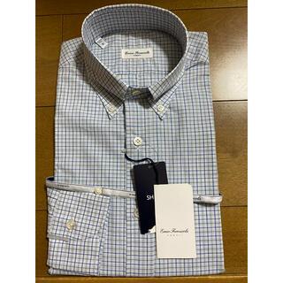 バルバ(BARBA)の【新品】ERRICO FORMICOLA エリコフォルミコラ チェックシャツ(シャツ)