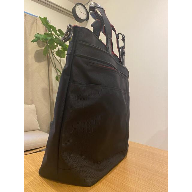 TUMI(トゥミ)の【超美品!1度のみ使用】TUMI 223119DR4 ビジネストートバッグ メンズのバッグ(ビジネスバッグ)の商品写真