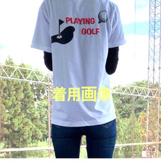 ゴルフTシャツ