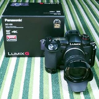 Panasonic DC-G9(Lumix G9 PRO)高倍率ズーム他おまけ有