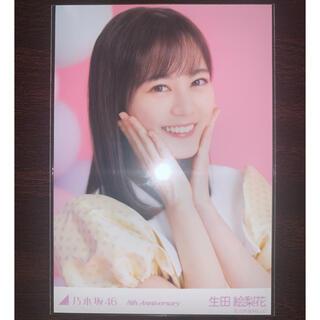 ノギザカフォーティーシックス(乃木坂46)の生田絵梨花 8th Anniversary 乃木坂46 生写真 ヨリ(アイドルグッズ)