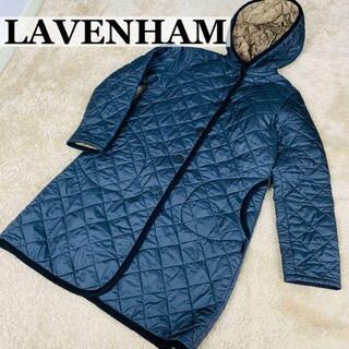 LAVENHAM - 【美品】【英国製】LAVENHAM ラベンハム 38 キルティングジャケット