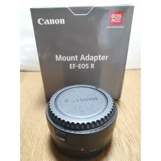 Canon - キヤノン  EF-EOS R マウントアダプター