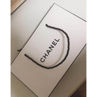 CHANEL - CHANELショップ袋
