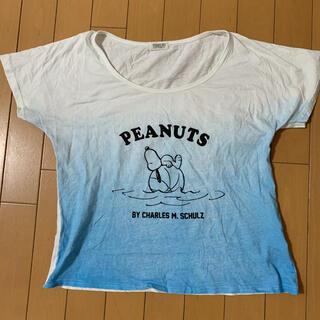 スヌーピー(SNOOPY)のTシャツ(Tシャツ/カットソー)