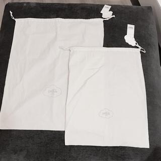 gelato pique - ジェラートピケ 巾着袋 2枚セット