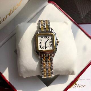 Cartier - 極美品 カルティエ Cartier パンテール  コンビ 腕時計
