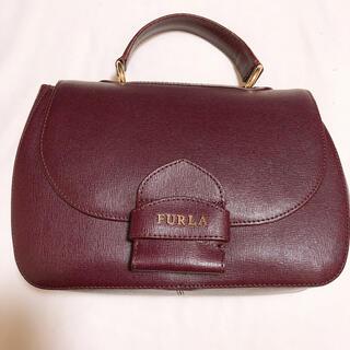 フルラ(Furla)のフルラ ボルドーハンドバッグ 2way(ハンドバッグ)