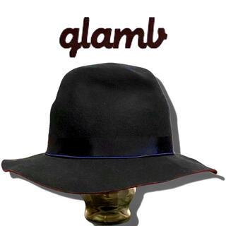 グラム(glamb)の【glamb】beaver hat(ハット)
