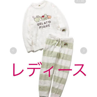 gelato pique - 【スーパーマリオ】 【レディース】 ジャガードセットアップ ジェラートピケ