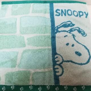 スヌーピー(SNOOPY)のスヌーピー   ウォッシュタオル(タオル/バス用品)