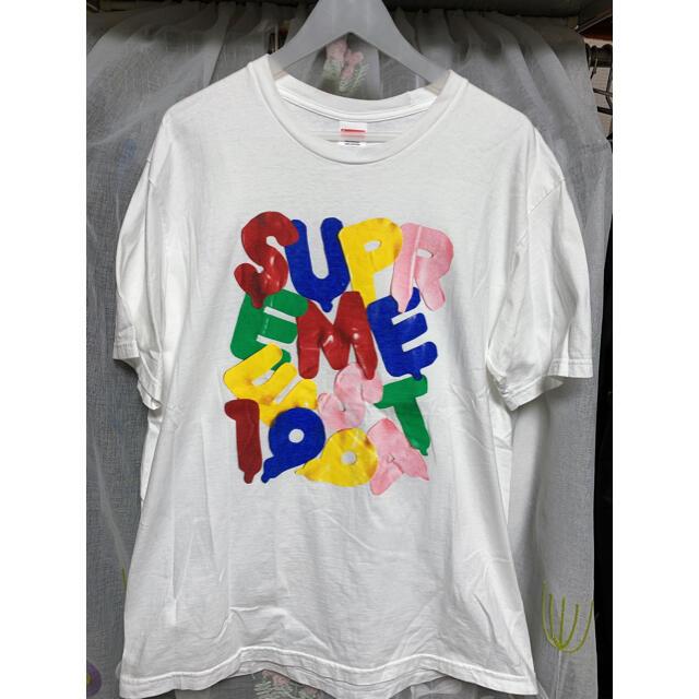 Supreme(シュプリーム)のSupreme Balloons TeeシュプリームバルーンTシャツ白 メンズのトップス(Tシャツ/カットソー(半袖/袖なし))の商品写真