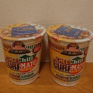 ニッシンショクヒン(日清食品)のカップヌードル合体(インスタント食品)