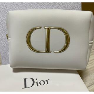 Christian Dior - ♥ディオール♥ふわふわポーチ♥ ノベルティポーチ 小物入れ