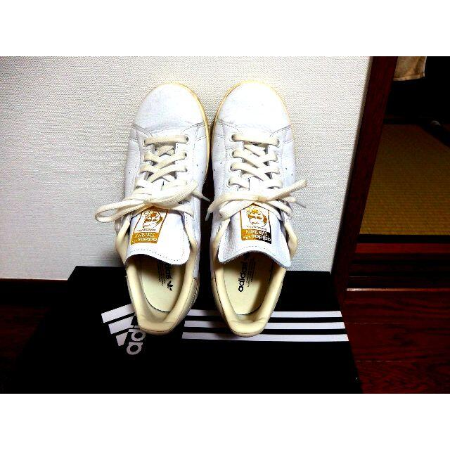 adidas(アディダス)のadidas STAN SMITH アディダス スタンスミス  26.5cm メンズの靴/シューズ(スニーカー)の商品写真