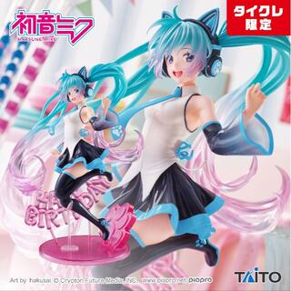TAITO - 初音ミク Birthday2021 Happy Cat AMP フィギュア