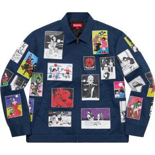 Supreme - supreme toshio saeki jacket