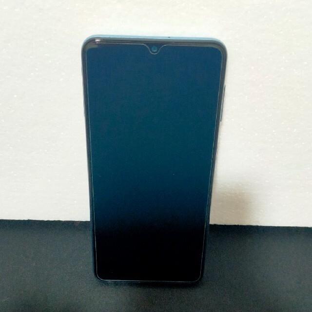 Galaxy(ギャラクシー)のgalaxy a32 5G オーサムブルー スマホ/家電/カメラのスマートフォン/携帯電話(スマートフォン本体)の商品写真