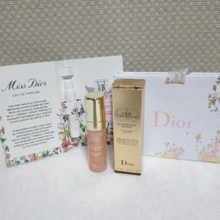 ディオール(Dior)のDior プレステージ&ミスディオール(サンプル/トライアルキット)