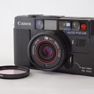 キヤノン(Canon)のCanon AF35M 38mm f2.8 キャノン(フィルムカメラ)