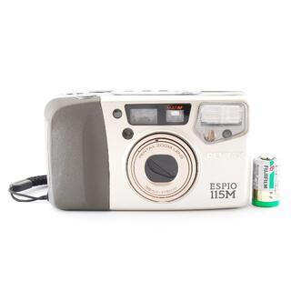 ペンタックス(PENTAX)のPentax Espio 115M コンパクトフィルムカメラ(フィルムカメラ)
