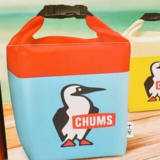 チャムス(CHUMS)のCHUMS  チャムス  オリジナル  保冷バック(ノベルティグッズ)