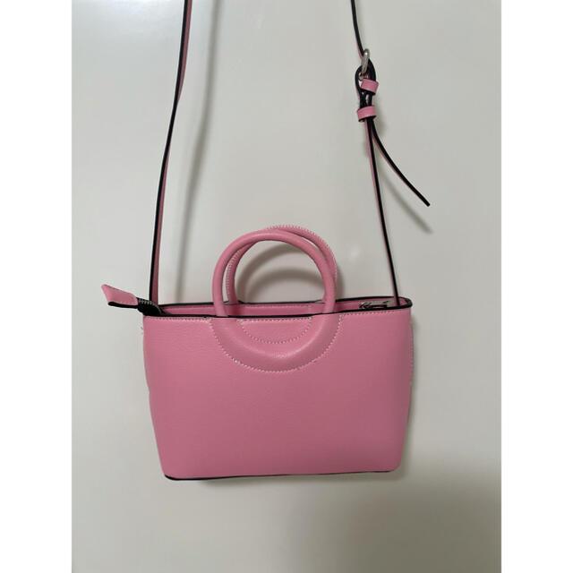 ZARA(ザラ)の美品!ZARAショルダーバッグ レディースのバッグ(ショルダーバッグ)の商品写真