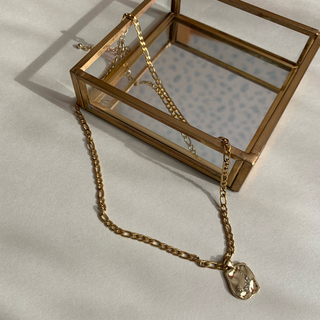 BEAUTY&YOUTH UNITED ARROWS - original  necklace47 月 チェーン