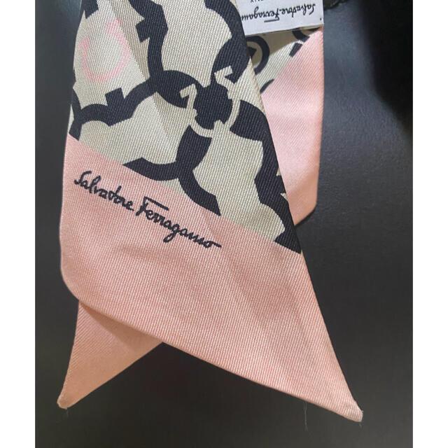 Salvatore Ferragamo(サルヴァトーレフェラガモ)のフェラガモ ノリータ トートバッグ*フェラガモツイリー付き レディースのバッグ(トートバッグ)の商品写真