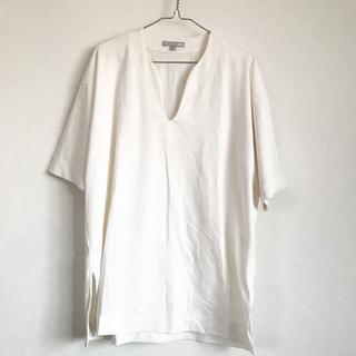 UNIQLO - コットンオーバーサイズTシャツ