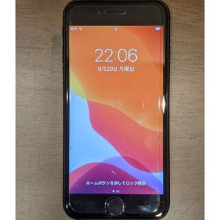iPhone - iPhone SE 第2世代 ブラック SIMフリー256gb