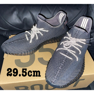 adidas - 新品 YEEZY BOOST 350V2 US11.5 29.5cm ブラック