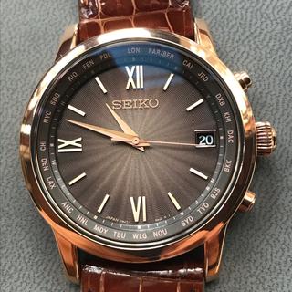 SEIKO - SEIKOブライツソーラー電波時計 SAGZ098
